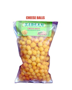 Cheese Balls with Delicious Taste