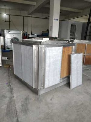 Ducted Air Cooler 100% Ss-304