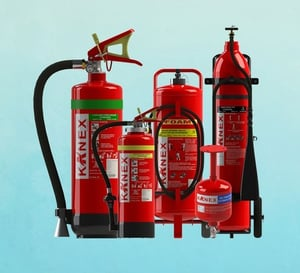 Portable and Trolley Mounted Fire Extinguishers