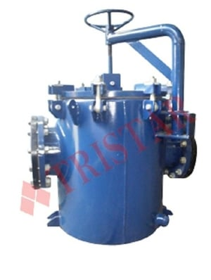 Industrial High Strength Fabricated Strainer