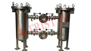 Industrial Oil Filter and Strainer