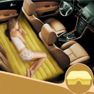 Inflatable Travel Car Bed Sofa