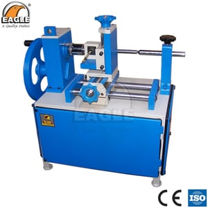 Eagle Jewelry Manual Tube Forming Machine with Gear Box for Goldsmith