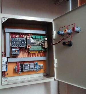 Electric Powered Lift Panel