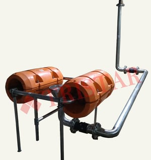 Industrial Floating Suction Assembly