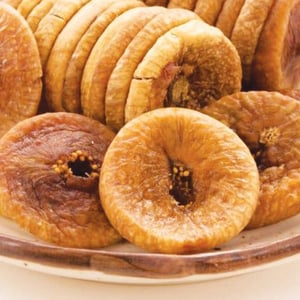 Healthy and Natural Dry Figs