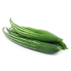 Healthy and Natural Fresh Green Snake Gourd