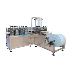 Shoe Cover Making Machines