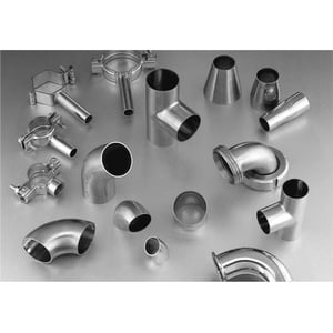 Stainless Steel Dairy Fitting (Dairy Fitting)
