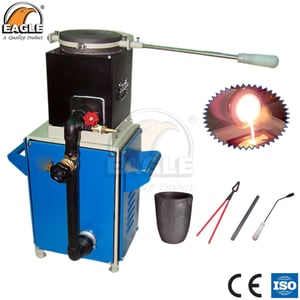 Eagle Jewelry Melting Air and Gas Furnace (Table Top Model)