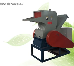 SY-HS SWP-360 Plastic Crusher Recycling Machine
