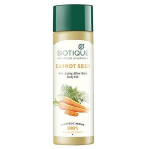 Bio Carrot Seed After Bath Body Oil, 120g