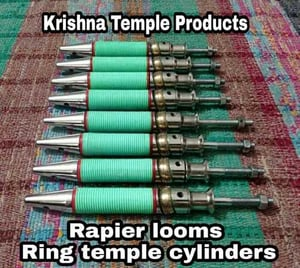 Rapier Looms Ring Temple Cylinders