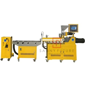 SY-HS Mini Co-Rotation Twin Screw Extruder