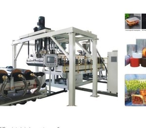 SY-HS Plastic PP PS Pet Single -Layer and Multi-Layer Sheet Extrusion Line