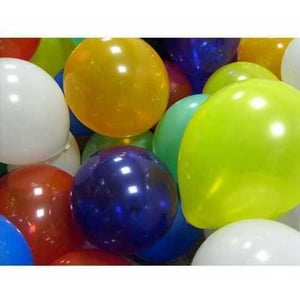 Multi Color Balloons For Decoration