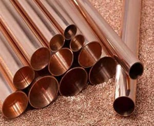 Polished Copper Alloy Pipe
