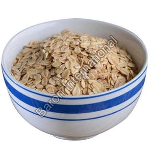 Dry Oats for Health Food