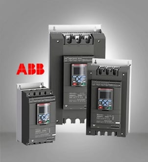 1-3 Phase ABB Soft Starters