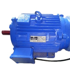 Induction Motor Foot Mounted With Ac Brake
