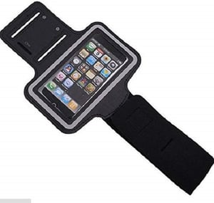 Arm Pouch For Mobile Holding