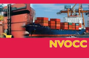 NVOCC Shipping Agent