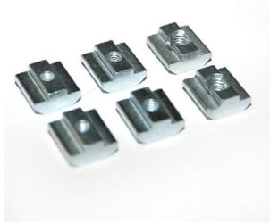 Assembly Purpose T Slot Nuts