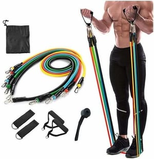 Power Resistance Exercise Bands