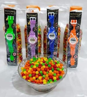 Mouth Watering Fruit Candy