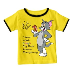 Printed T Shirts For Kids Trendy And Comfortable