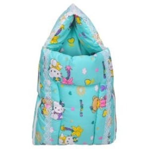 New Born Baby Sleeping Bag Cum Baby Carry Bed