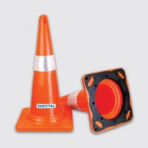 Abrasion Resistance Road Safety Cone