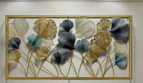Decorative Metal Wall Frame