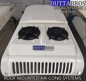 Roof Mounted Bus Air Conditioner