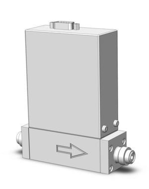 Mass Flow Controller For Liquid And Gas