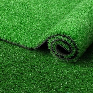 Natural Look Green Color 6 mm Artificial Turf Grass