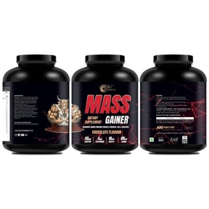 RootHerbs Mass Gainer Powder (Chocolate Flavour)