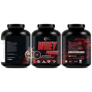 Rootherbs Whey Protein Powder