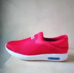 Pink Ladies Sports Shoes