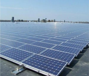 Polycrystalline Solar Power Plant for Residential and Commercial