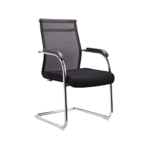 Visitor Chair with Plastic Handle