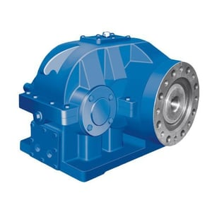 Durable Extruder Helical Gearbox
