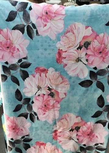 Poly Moss Digital Printed Fabric Certifications: Azo Free Pcp Free