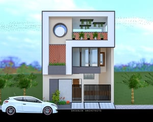 Residence Architecture Design Service