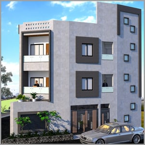 Residence Architecture Designing Service