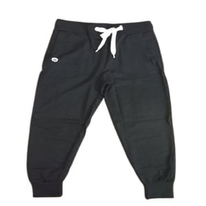 Cotton Black Jogger For Indian Ladies