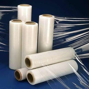 Stretch Wrapping Roll (Plain)