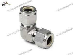 Stainless Steel Union Elbow