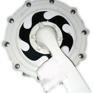 Pvc Multiport Valve With Superior Level Of Functionality