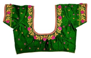 Maggam Work Embroidered Blouses